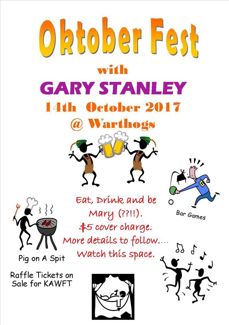 Warthogs Kariba - Oktober Fest