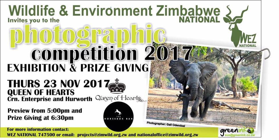 WEZ Photographic Exhibition & Prize Giving