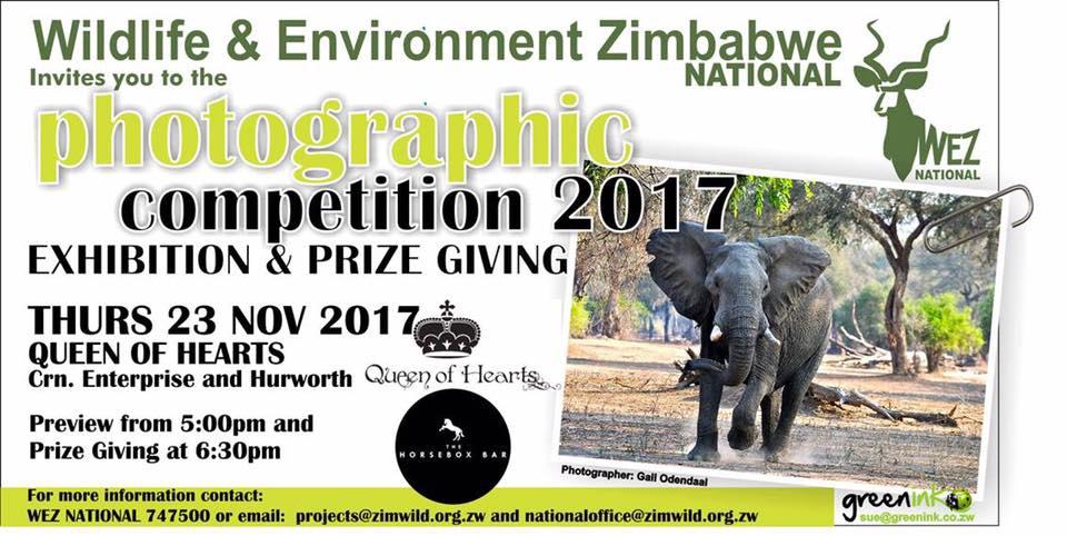 WEZ Photographic Exhibition & Prize Giving