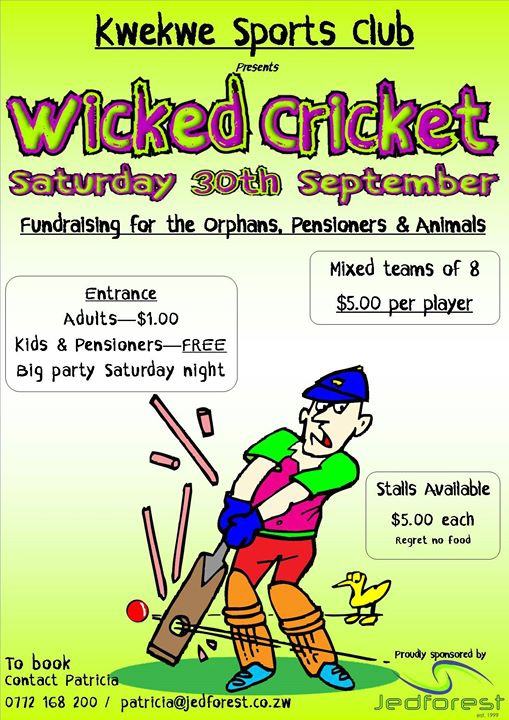 Wicked Cricket
