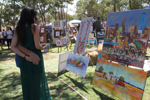 Wild Geese Lodge Art Festival