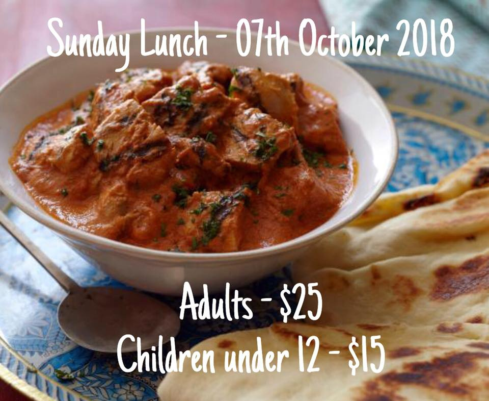 Wild Geese Lodge- This Sunday Lunch.