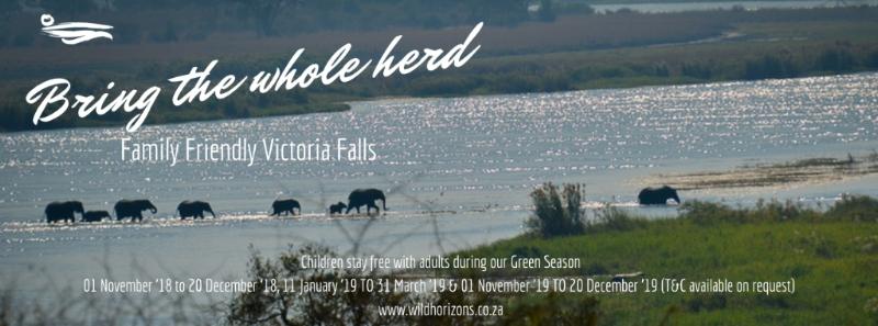 Wild Horizons Green Season Family Special