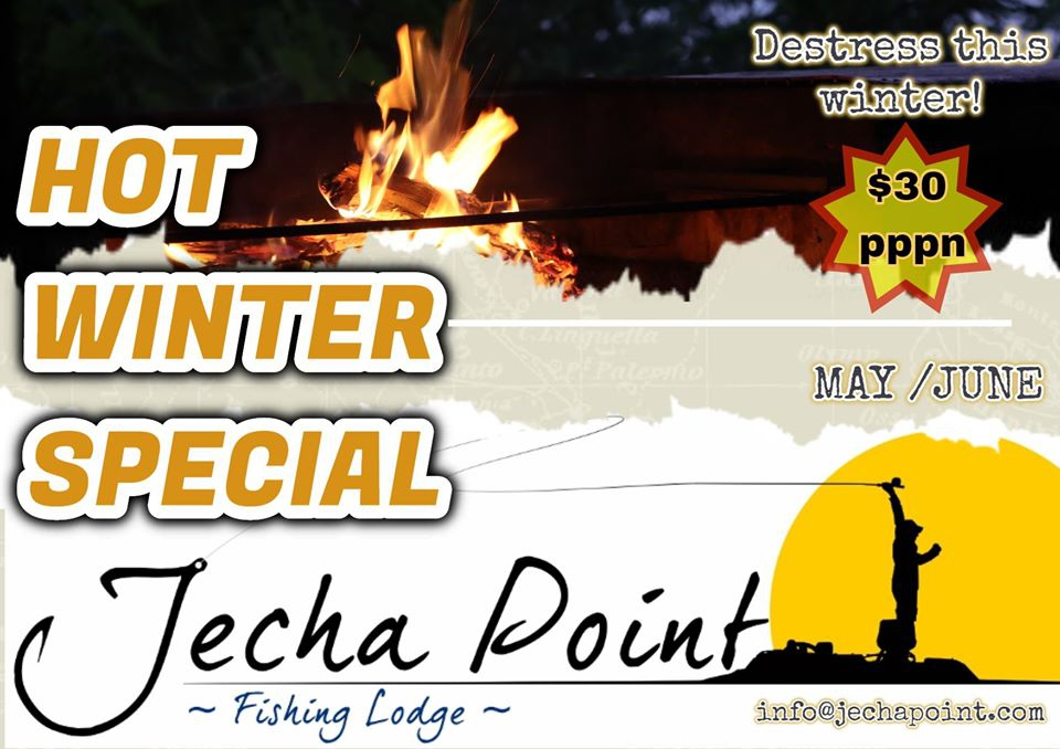 Winter Special At Jecha Point
