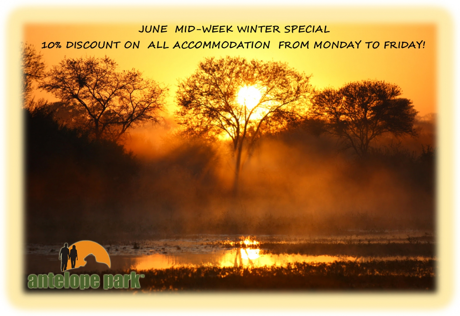 Winter Specials at Antelope Park