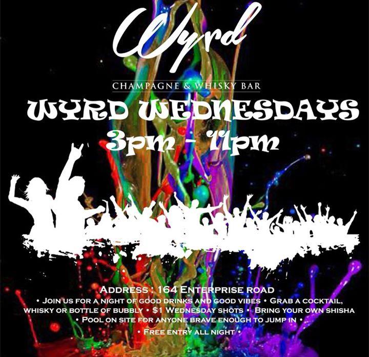 Wyrd Wednesday's