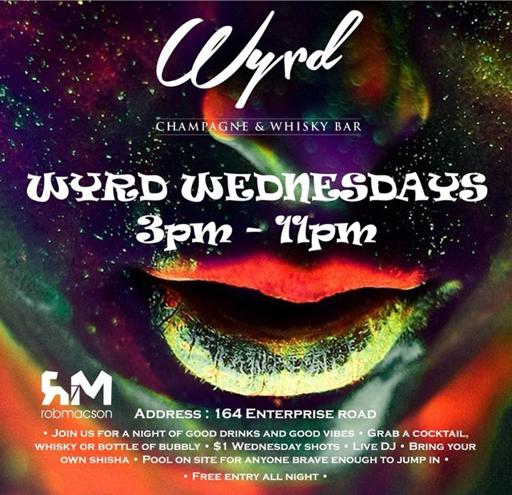 Wyrd Wednesdays
