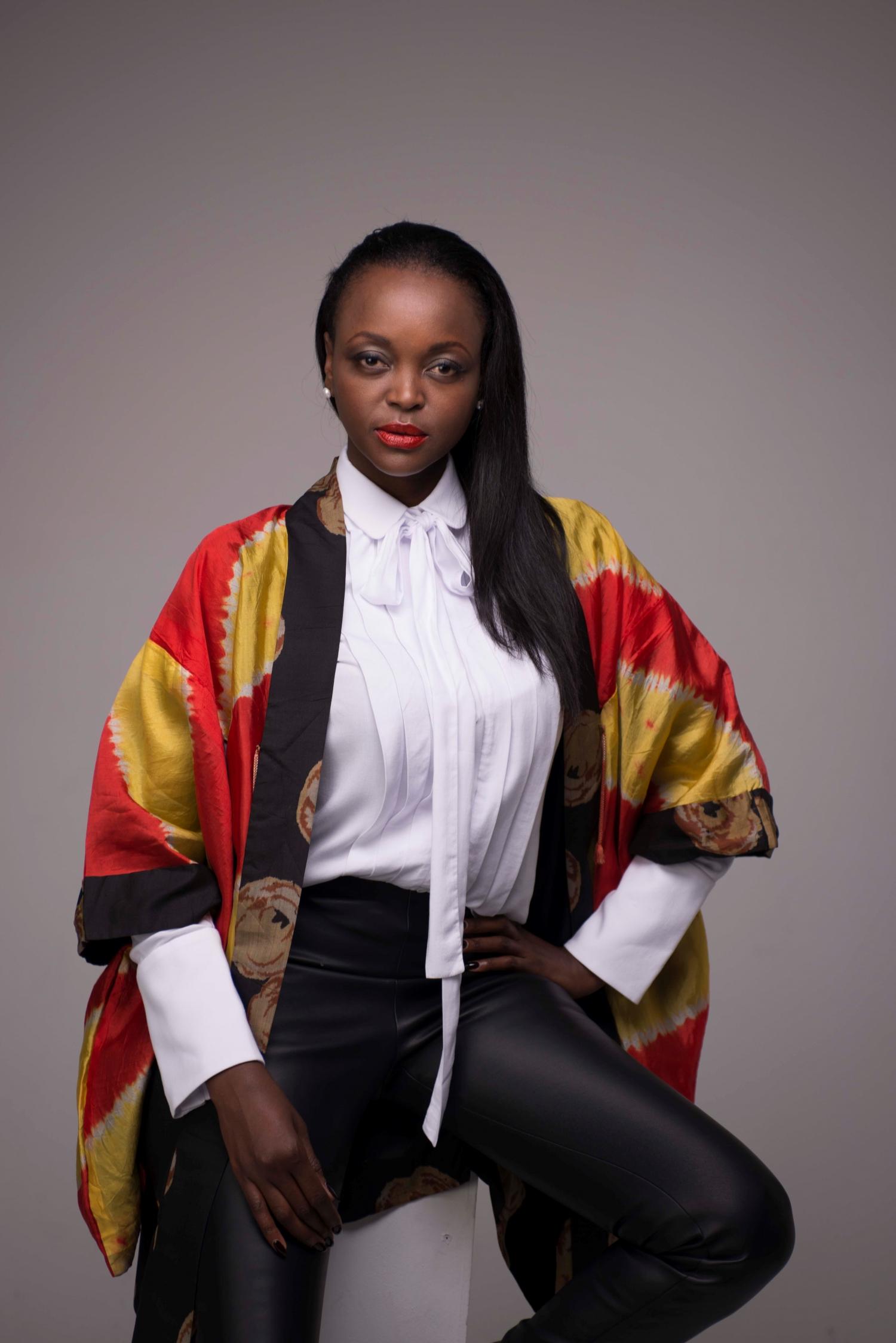 Zimbabwe Fashion Week #theREBIRTH