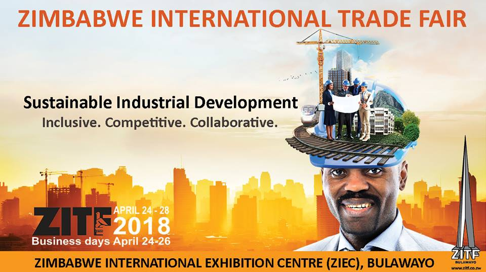 Zimbabwe International Trade Fair 2018, Bulawayo.