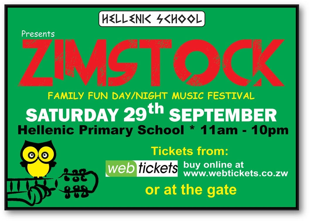 ZimStock Family Fun Day/Night Music Festival