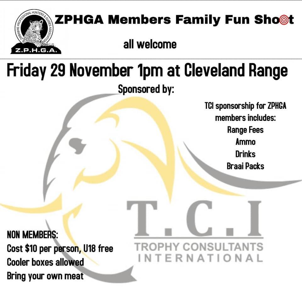 ZPHGA Members Family Fun Shoot