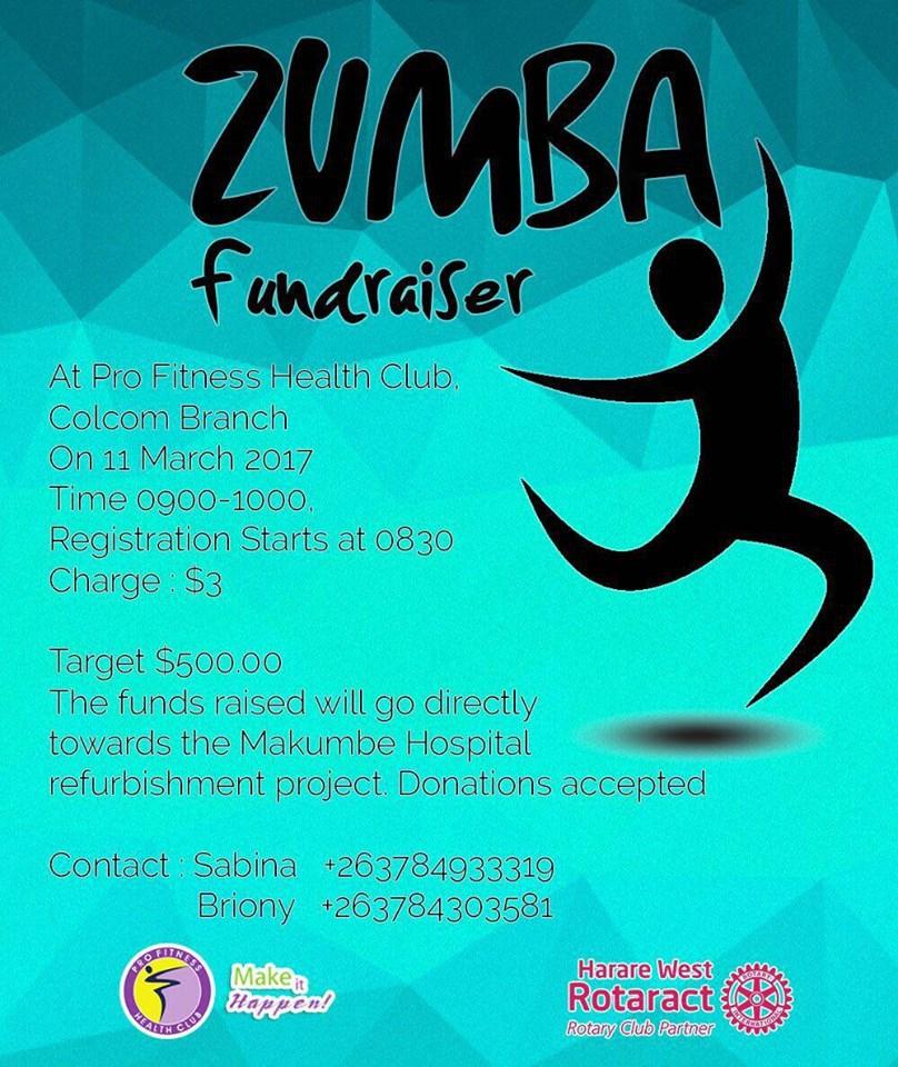 Zumba Fundraiser